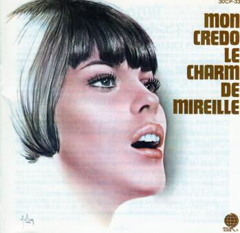 Mon credo le charm de mireille cd 1986