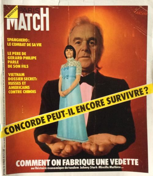 Paris match n 1240 10 fevrier 1973