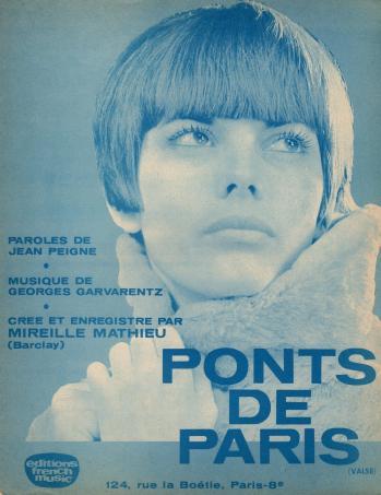 Ponts de paris 1967