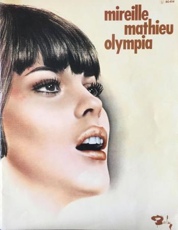 Programme olympia 1969