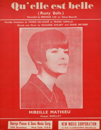 Qu elle est belle 1966 2