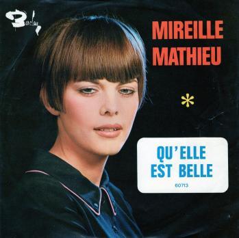 Qu elle est belle juke box 1966