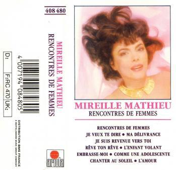 Rencontres de femmes cassette 1987