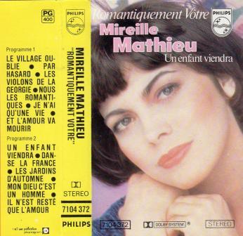 Romantiquement votre cassette audio