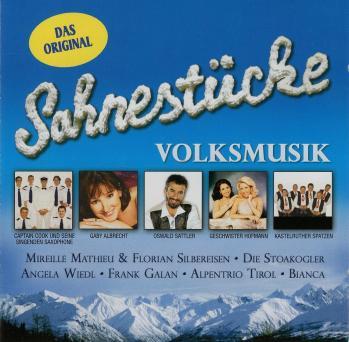 Sahrestucke volksmusik 2007