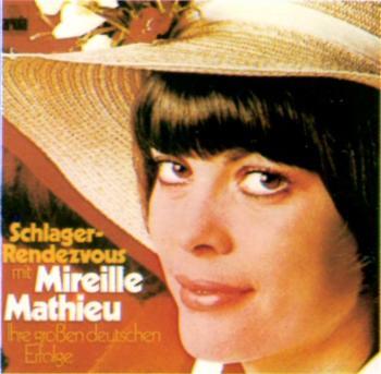Schlager rendezvous mit mireille mathieu 1973