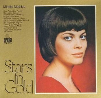 Stars in gold ariola 1971