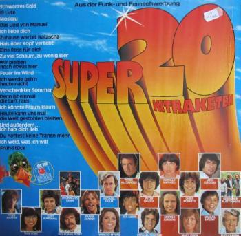 Super 20 hitraketen 1979
