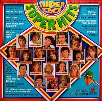 Super 20 super hits 1980