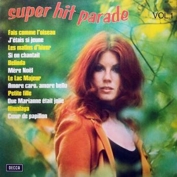 Super hit parade vol 1 orchestre de michael samson 1972