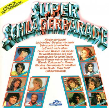 Super schlagerparade 1986