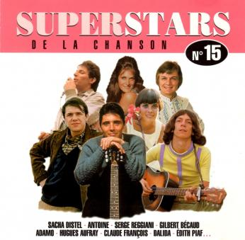 Superstars de la chanson n 15