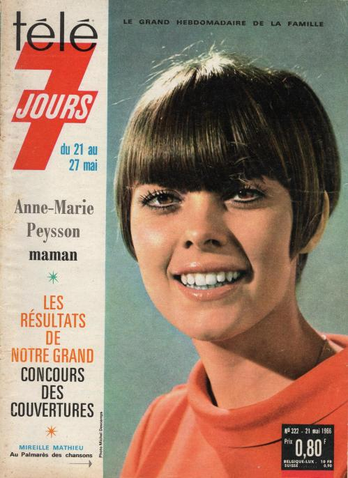 Tele 7 jours n 322 21 mai 1966
