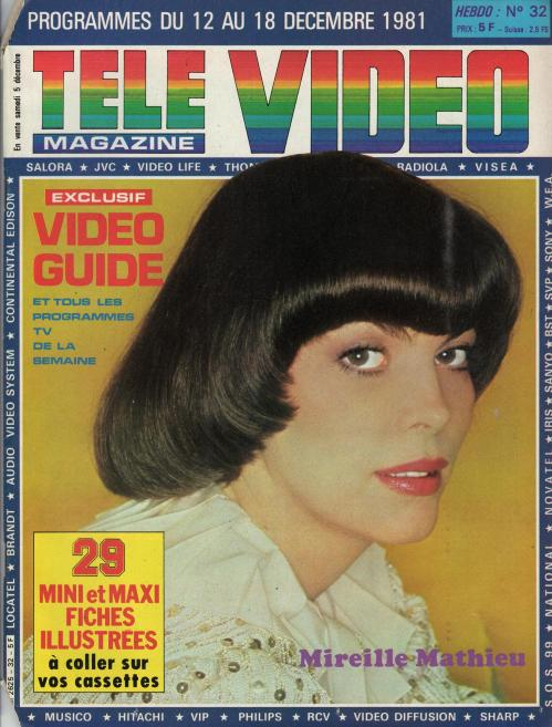 Tele video magazine n 32