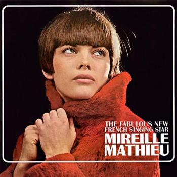 The fabulous new french singing star mireille mathieu reedition 2020