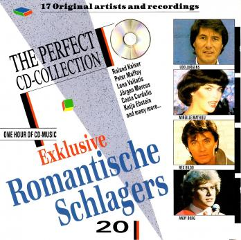 The pefect cd collection 20 exklusive romantische schlagers