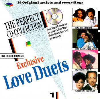 The perfect cd collection 1 exclusive love duets