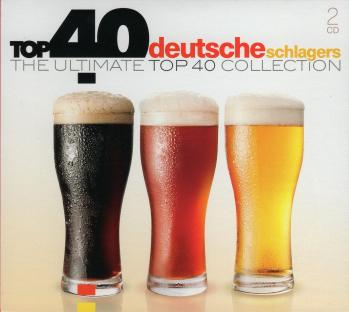 Top 40 deutsche schlagers the ultimate top 40 collection 2016