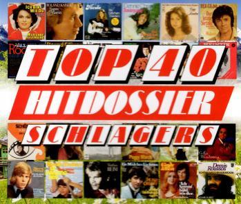 Top 40 hitdossier schlagers 2020