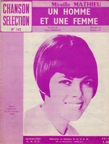 Un homme et une femme 1ere version 1966