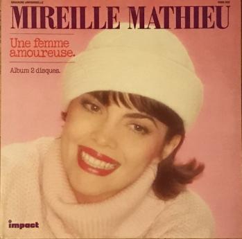 Une femme amoureuse album 2 disques