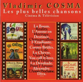 Vladimir cosma les plus belles chansons 1995