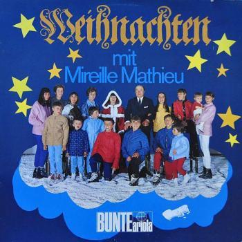 Weihnachten mit mireille mathieu 33 tours 1968