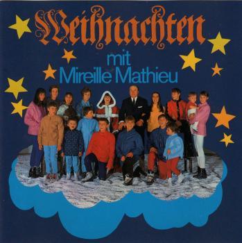 Weihnachten mit mireille mathieu cd