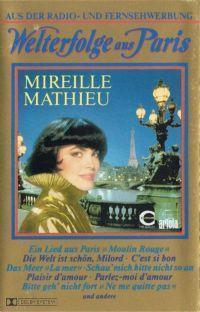 Welterfolge aus paris cassette audio 1985