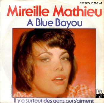 A blue bayou allemagne 1978