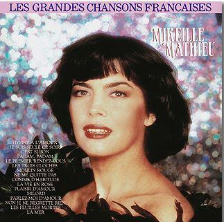 Les grandes chansons francaises coree du sud 1986